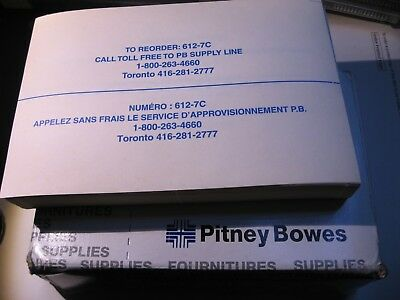 Pitney Bowes Postage Tape Sheets
