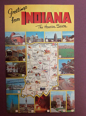 GREETINGS FROM INDIANA,