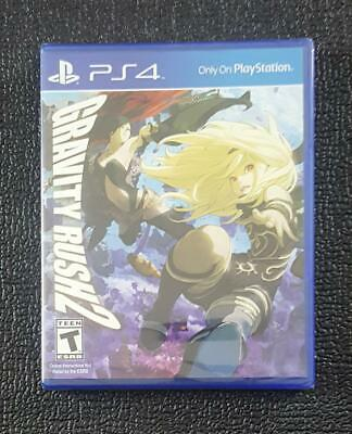 Gravity Rush 2   PS4  Sony PlayStation 4   Brand New   SEALED   READ Description