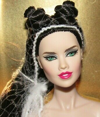 FR 2018 Luxe Life Miss Behave The Industry Style Lab Jade Nude Doll NIB
