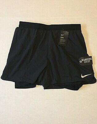9b7cc2ecc5ab NIKE FLEX DISTANCE 2-in-1 RUNNING SHORTS 892891 036 Gunsmoke MENS ...