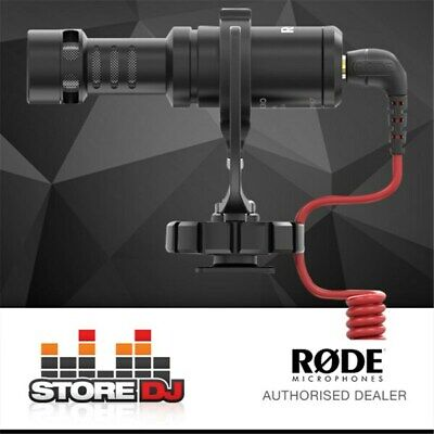 Rode VideoMicro Compact On-Camera Microphone (Rode VMICRO)