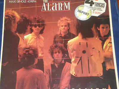 "The Alarm - Absolute Reality - Near Mint 1985 I.r.s.label 12"" Single"
