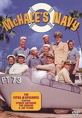 McHale's Navy DVD Season 1 First 8 Episodes - Brand New Factory Sealed