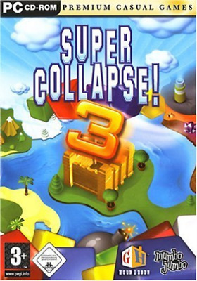 PC Games-Super Collapse 3 (UK IMPORT) GAME NEW