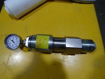 Graco 90395 5000 Psi Wpr (350 Bar) Fluid Regulator Rebuilt 3 Available