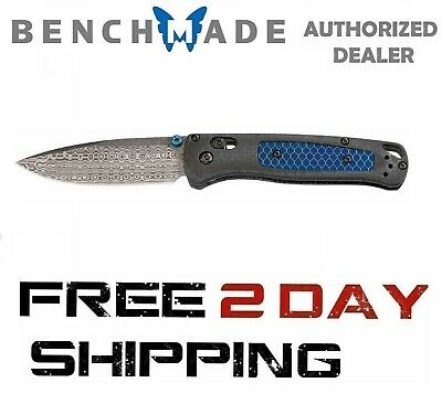 Benchmade BUGOUT, AXIS, DROP POINT MPN: 535-191
