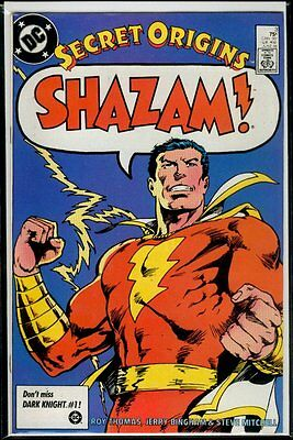 DC Comics SECRET ORIGINS #3 SHAZAM! Captain Marvel VFN/NM 9.0