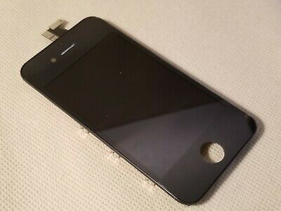 New Apple LCD Touch Screen Digitizer Assembly - iPHONE 4 CDMA A1349 - BLACK USA