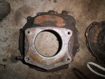Willys overland Jeep truck F head 134 4 cyl bell housing 1952