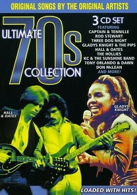 Various Artists - Ultimate 70s Collection [New CD]