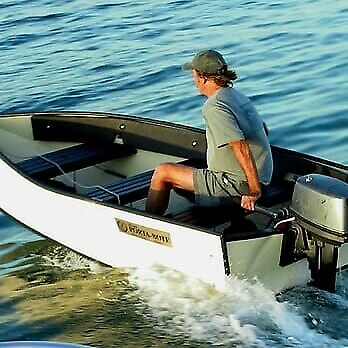 porta-bote - 10ft fold up - lightweight boat - new