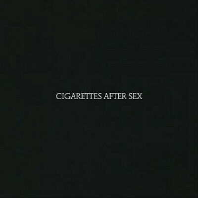 CIGARETTES AFTER SEX S/T CD Europe Partisan 2017 10 Track In Digi-Pak