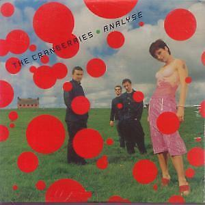 CRANBERRIES Analyse CD UK Mca 2001 2 Track Radio Edit Promo In Special Card
