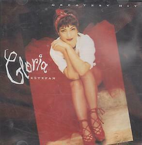 GLORIA ESTEFAN Greatest Hits CD UK Issue Made In Austria Epic 1992 16 Track