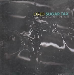 OMD Sugar Tax CD Austria Virgin 1991 `