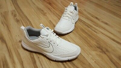 ff16051413f2 Nike Explorer 2 Women s Golf Shoes White Wolf Grey Size 10 (AA1846-101