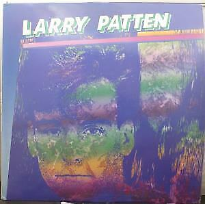 LARRY PATTEN Nobody But You LP VINYL Canada Canadian Talent Library 10 Track
