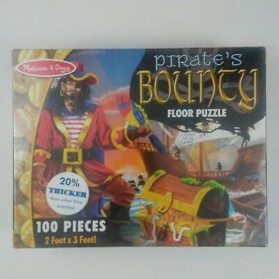 New, Sealed, PIRATE'S BOUNTY, Melissa