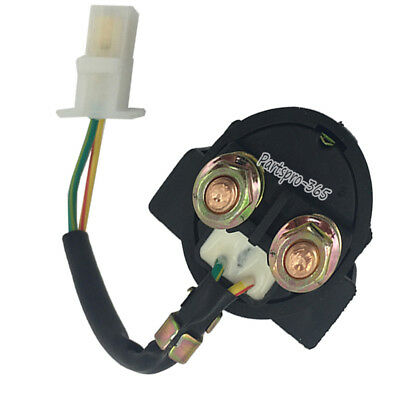 NEW Starter Solenoid Yamaha ATV 1998-2001 YFM600 Grizzly