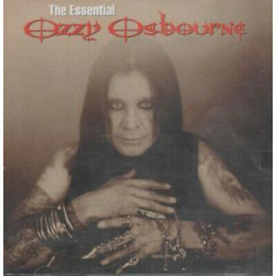 OZZY OSBOURNE Essential DOUBLE CD Europe Epic 2003 30 Track 2 Disc Set (5108402)