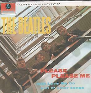 BEATLES Please Please Me CD Netherlands Parlophone 14 Track (7464352)