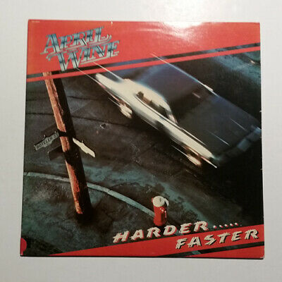 April Wine ‎/ Harder.....Faster (Vinyl LP)