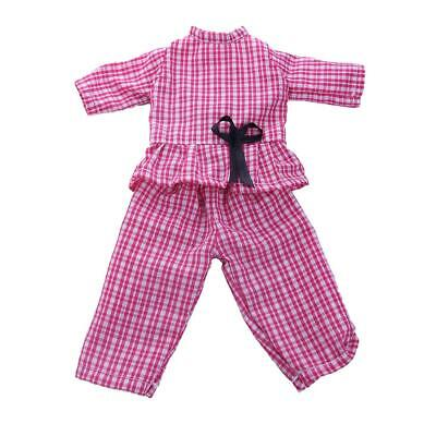 14 inch Dolls Lovely Clothing Party Dress Casual Suit for American Doll Outfit