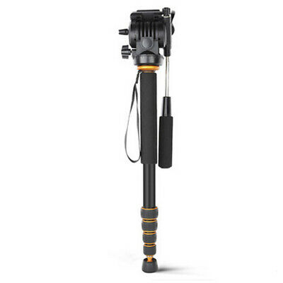 Portable Extendable 5 Section Aluminium Monopod Adjustable for Camera