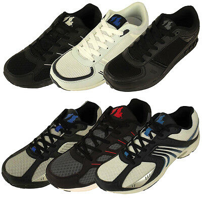 Hommes Absorbeur de Choc Course Baskets Neuf Jogging Gym Fitness Chaussures