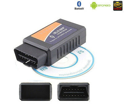 ODB-II ELM327 AUTO MOTO DIAGNOSTICA RESET GOLF 5 6 7 OBD2 AUDI Android Bluetooth