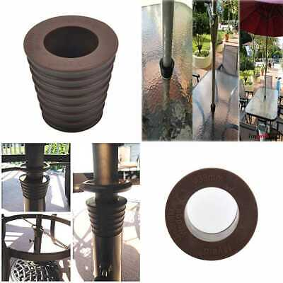 Myard Windproof Umbrella Cone Wedge Er Fits Patio Table Hole Opening Or Base