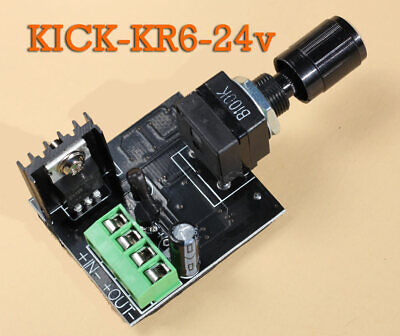 off switch PWM controller USA Kick-KR8-IP65 dimmer for 12v DC LED dimmer on
