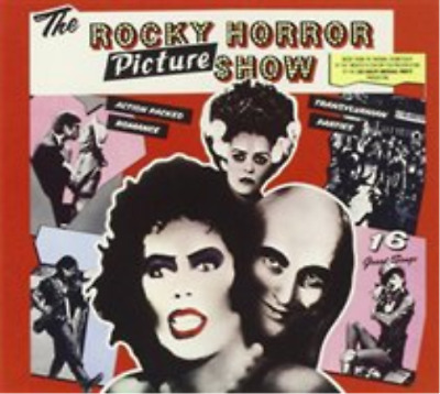 The Rocky Horror Picture Show (UK IMPORT) CD NEW