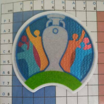 Euro 2020 Patch Badge match de Qualification France, Belgique, Portugal, Espagne