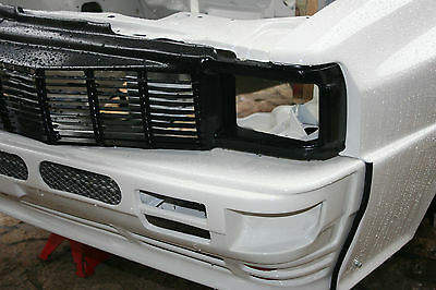 Audi urquattro quattro A2 ,GR4,Front grill TYP 81/85 COUPE