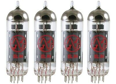 New 2x Genalex Gold Lion EL84 6BQ5Matched Pair N709 Two Tubes Duet