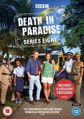 Death In Paradise Series 8, 5051561043291