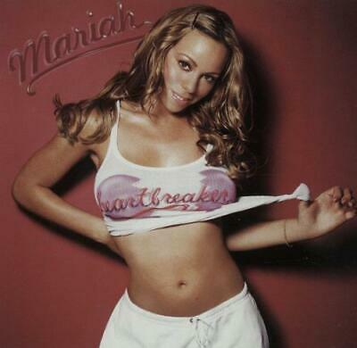 "Heartbreaker Mariah Carey CD single (CD5 / 5"") USA promo CSK42813 COLUMBIA"