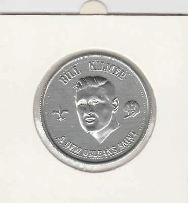 Doubloon New Orleans Bill Kilmer a New Orleans Saint (051)