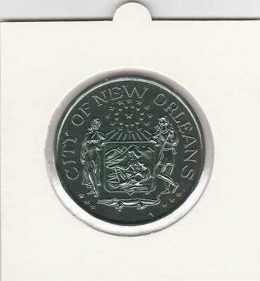 Doubloon 1972 St. Patrick's Day New Orleans / Erin go Gragh (036)