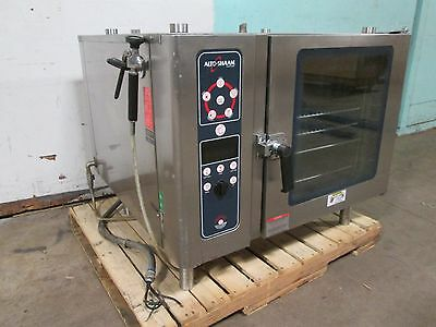 """Alto-Shaam"" Commercial H.d. 3Ph Electric Combi Oven-Bakes-Steam/Dry/Combination"