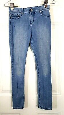 """Girls Size 12 Slim Super Skinny The Childrens Place jeans inseam 26.5"""""""