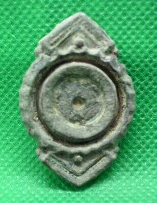 Ancient Celtic Druids Bronze Solar Amulet - 300/200 Bc