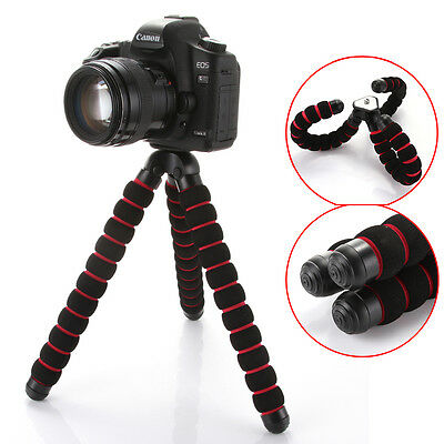 For Digital DSLR Flexible Camera DV Octopus Holder Stand Tripod Gorilla Pod 5KG