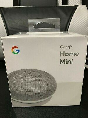 Google Home Mini - Galet - Neuf