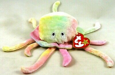 329cc74f107 TY Beanie Babies GOOCHY THE JELLYFISH Mint with all tags 1999