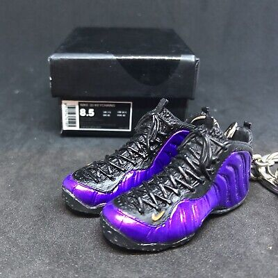nike foamposite one royal blue authentic rare og 1997 ds 10