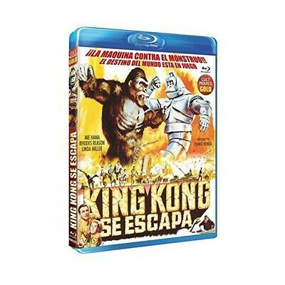 Blu-ray Neuf - King Kong se Escapa