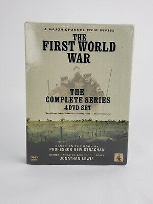 The First World War - The Complete Series (DVD, 2005, 4-Disc Set)